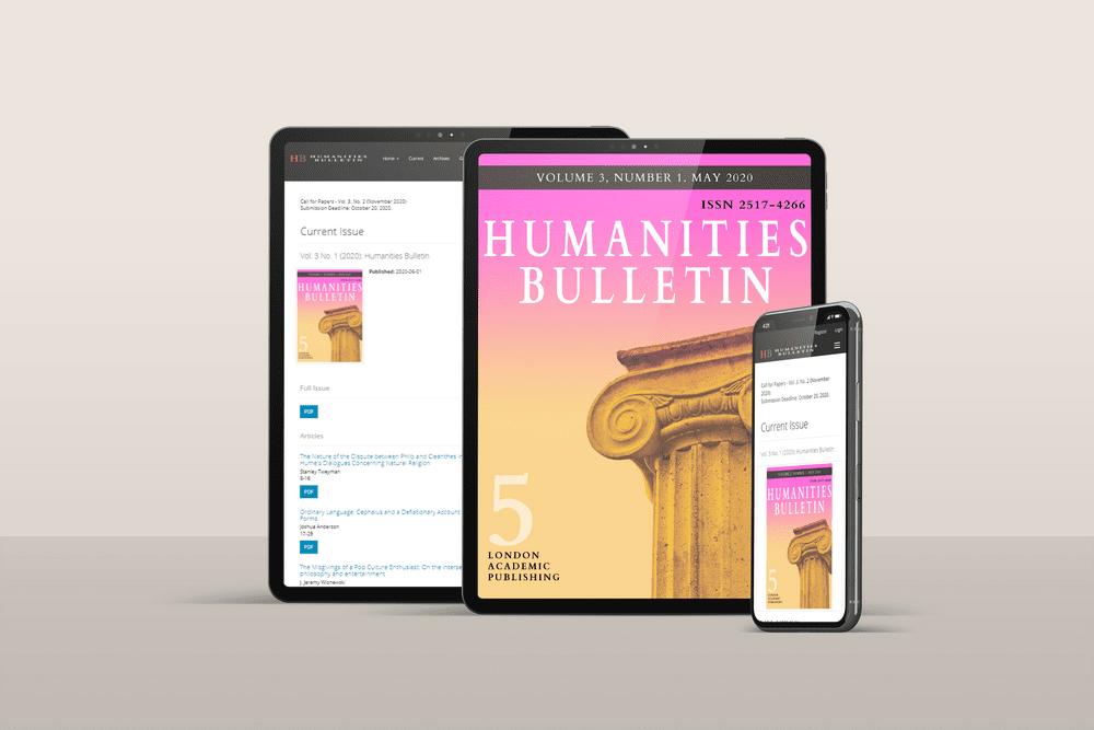 Humanities Bulletin. Journal